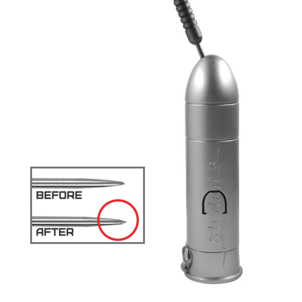 SDC Diamond Point Dart Sharpener For Sharpening Your Darts