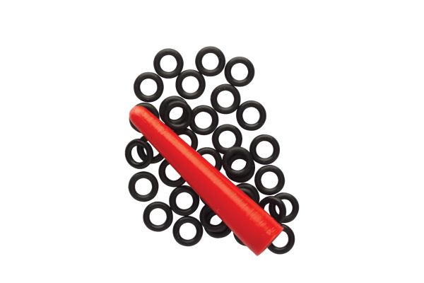 Red Dragon O-Rings Shaft Locking System