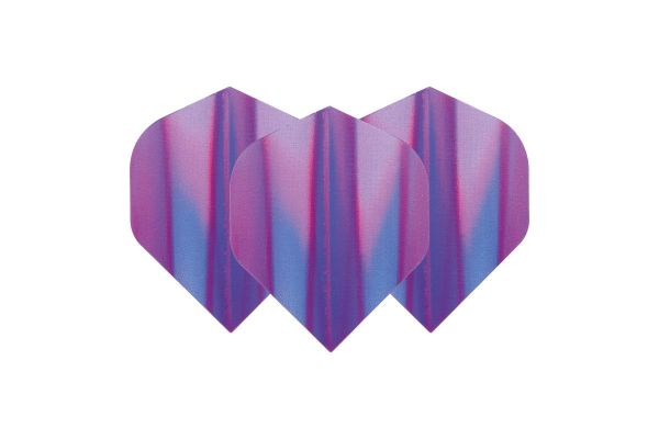Purple Dart Flights