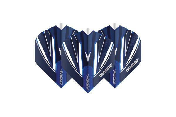 Winmau Prism Alpha Blue & White
