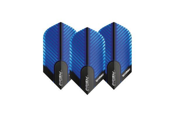 Winmau Prism Alpha Slim Black & Blue