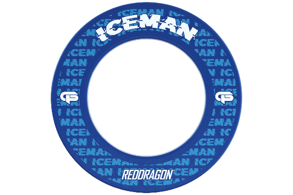 Gerwyn Price Iceman Special Edition Dartboard Surround
