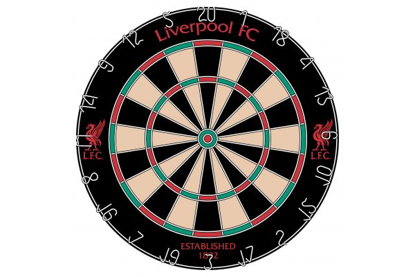 Liverpool Football Club Dartboard
