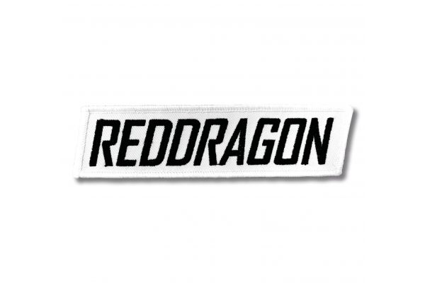 Red Dragon Darts Sew on Patch