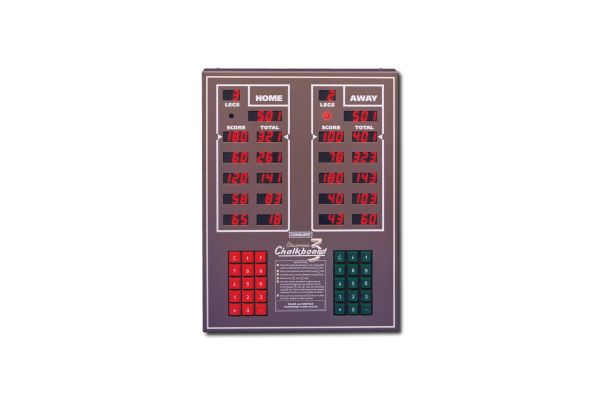 Conquest Electronic Chalkboard Scorer