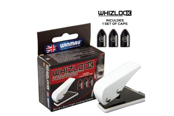 Winmau Whizlock Punch and Caps