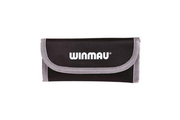 Winmau Tri-Fold Plus Dart Wallet - Grey