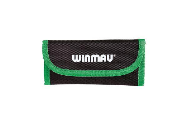Winmau Tri-Fold Plus Dart Wallet - Green