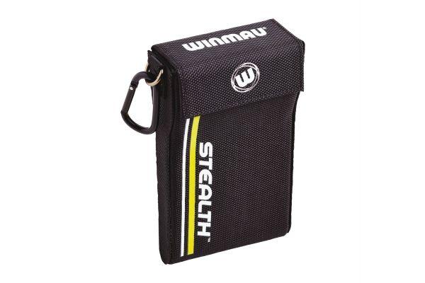 Winmau Stealth Dart Case - Black/Yellow