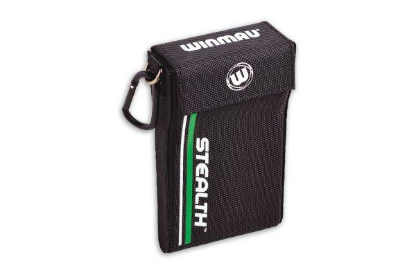 Winmau Stealth Dart Case - Black/Green