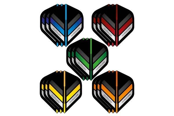 Hardcore Stripes Flights Selection Pack