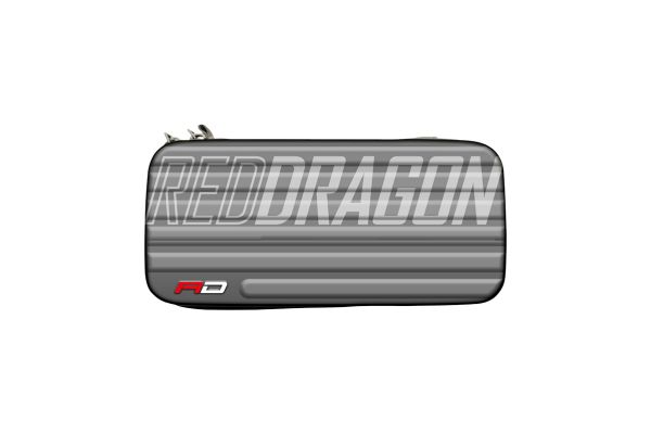 Red Dragon Monza Grey Dart Case