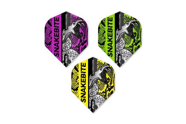 Snakebite Coiled Snakeskin Selection Pack