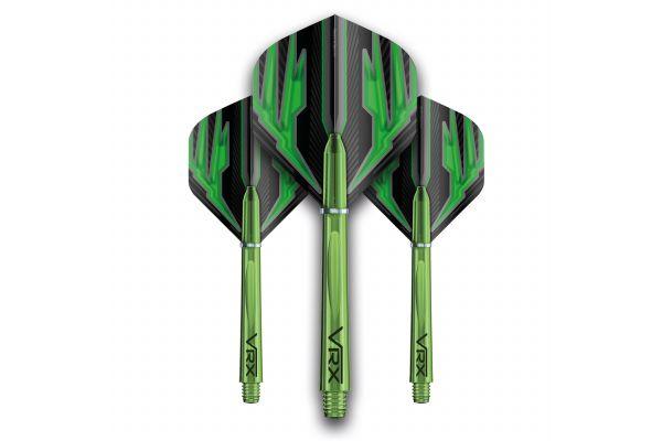 Flight & Shaft Combo - VRX Green