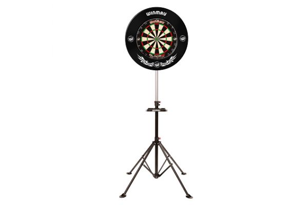 Winmau Xtreme Dartboard Stand 2 with Blade 5 and Xtreme Surround
