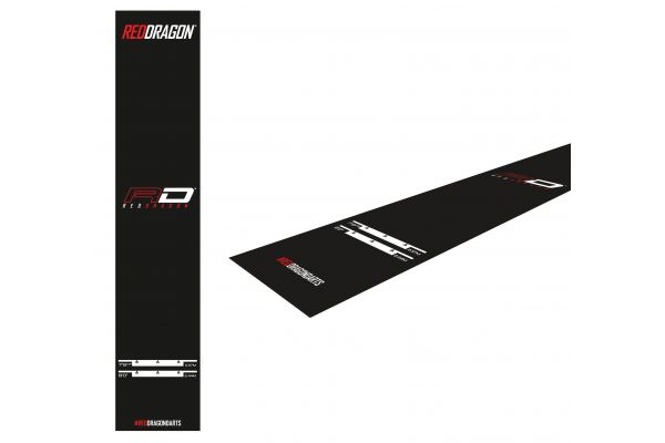 Red Dragon Dart Mat