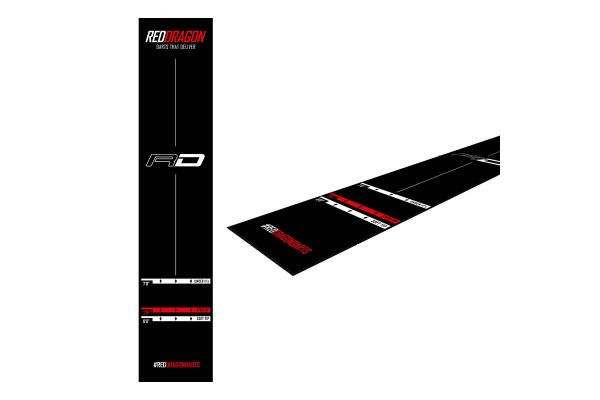 Red Dragon Soft Feel Dart Mat