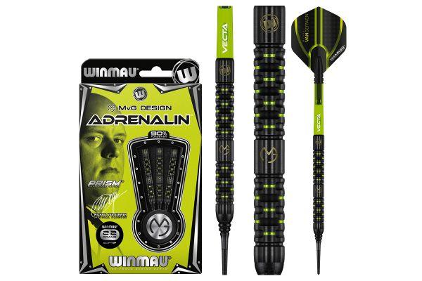 Winmau MvG Adrenalin Softip - 22 gram