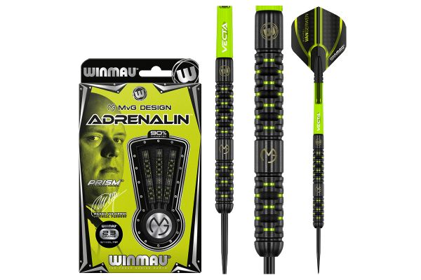 Winmau MvG Adrenalin - 23 gram
