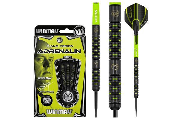 Winmau MvG Adrenalin - 24 gram