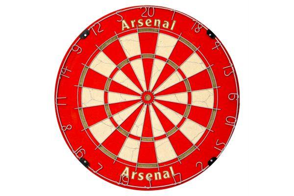 Arsenal Football Club Dartboard