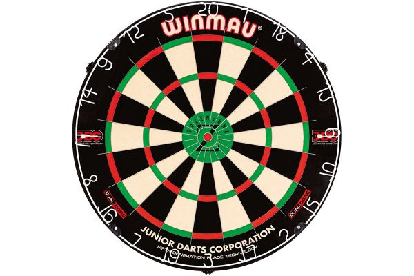 Winmau Blade 5 Dual Core Green Zone Dartboard