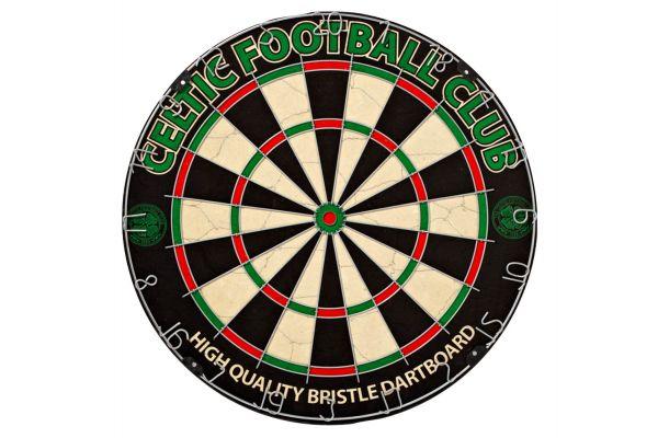 Celtic Football Club Dartboard