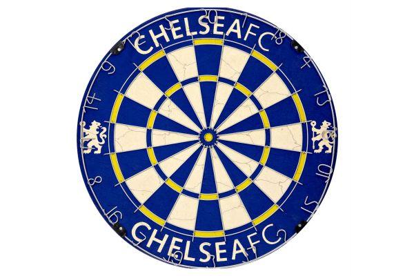 Chelsea Football Club Dartboard