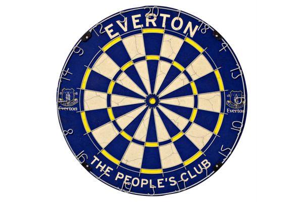 Everton Football Club Dartboard
