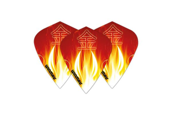 Fire Dart Flights