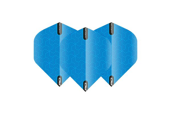 Hardcore Blue Dart Flights