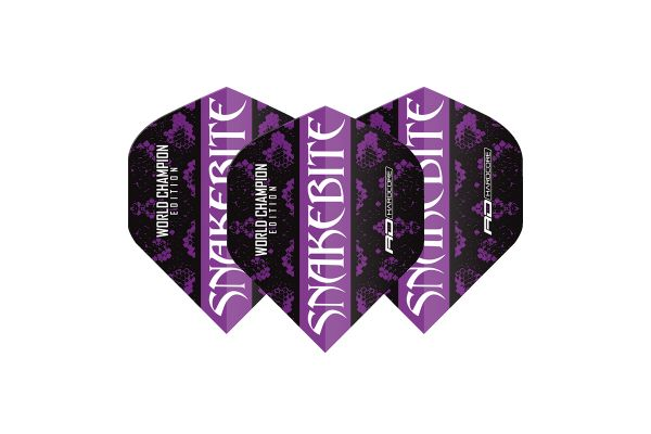 Snakebite World Champion Edition Snakebite Strike Hardcore Dart Flights
