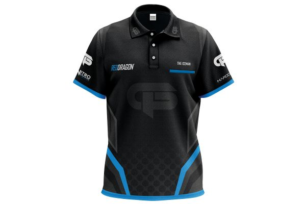 Gerwyn Price Iceman Tour Polo Shirt