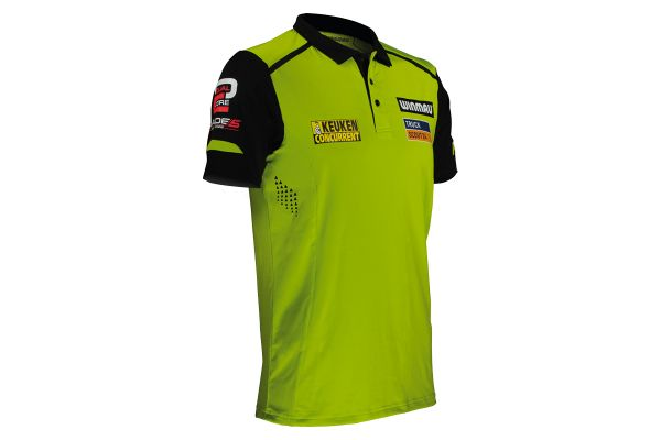 Winmau MvG Pro-Line Dart Shirt