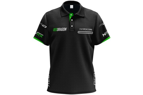 Red Dragon Velocity RX Polo Shirt