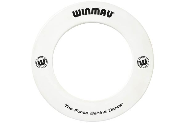 Winmau White Dartboard Surround