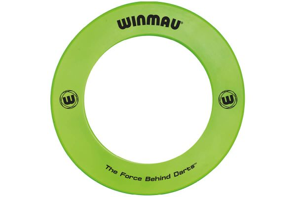 Winmau Green Dartboard Surround