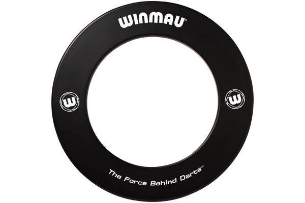 Winmau Black Dartboard Surround