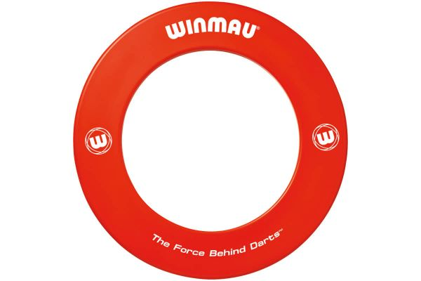 Winmau Red Dartboard Surround