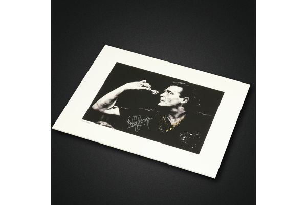 Bobby George Limited Edition Signed Prints