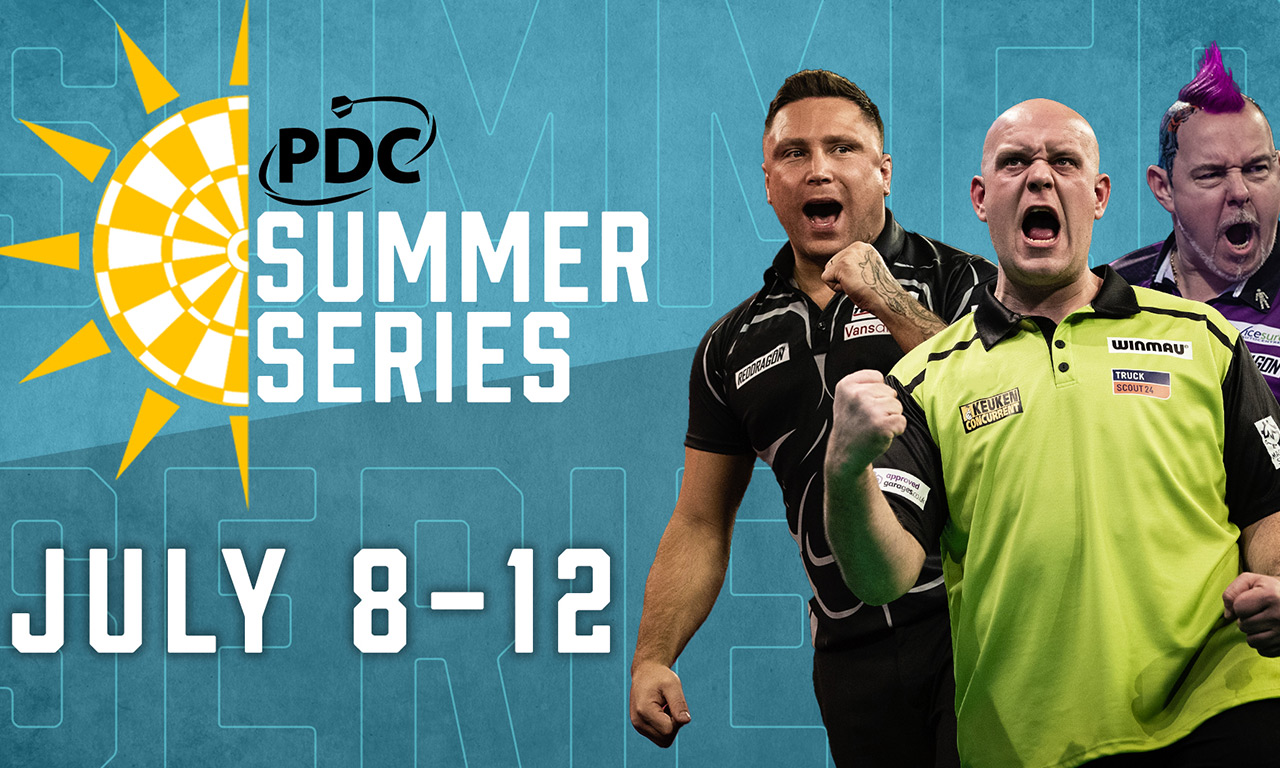 Summer Series Darts